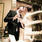 matrimonio antica zecca taglio torta