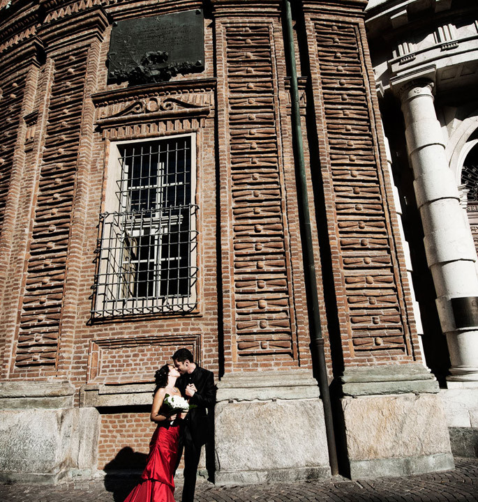 Rosanna + Davide