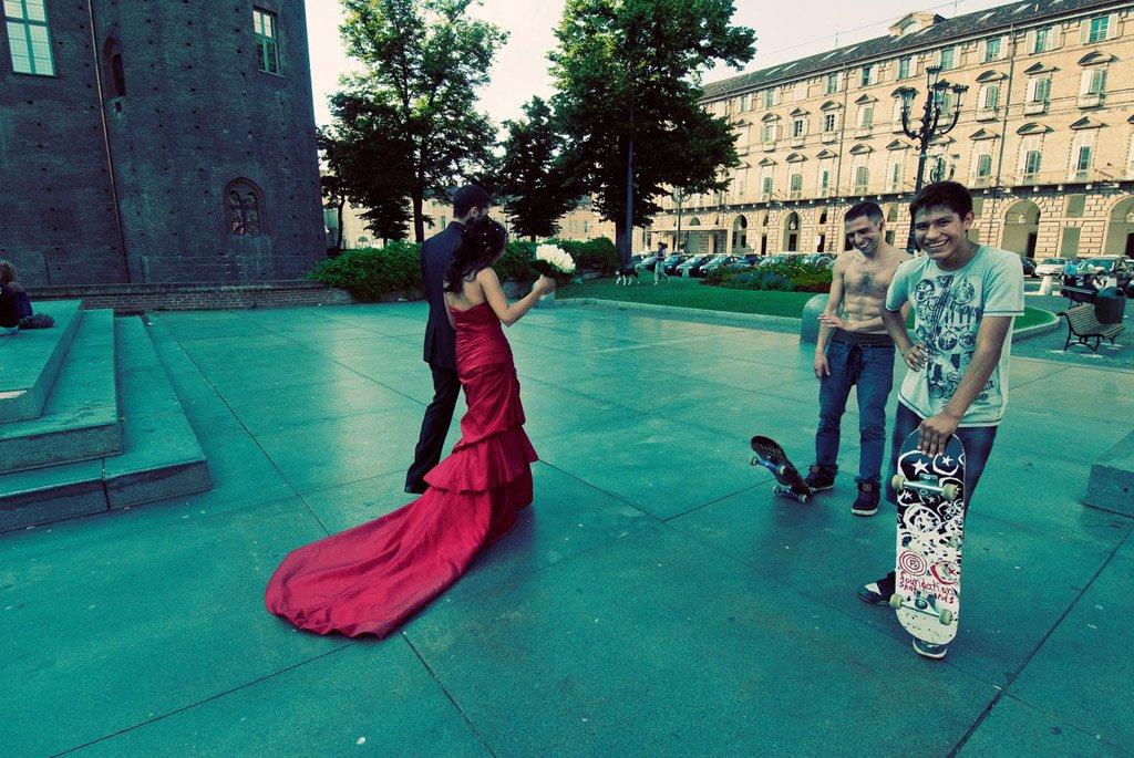 matrimonio piazza castello