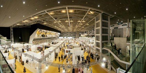 Sfilata alta moda sposi Palazzo Isozaki 28 e 29 gennaio 2012