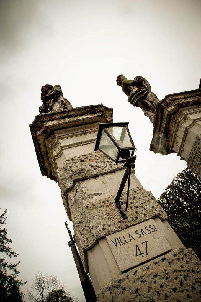 matrimonio villa sassi Torino