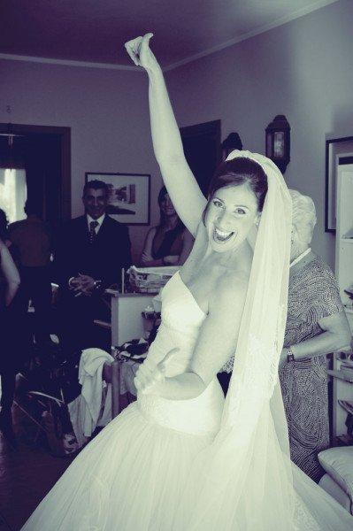 sposa spiritosa