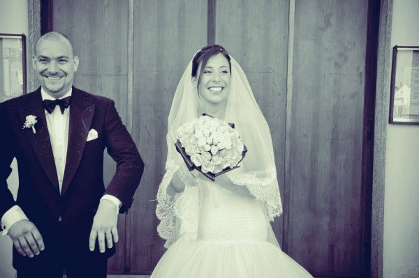 sposi riso