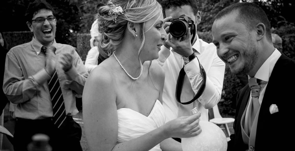 Il fotografo di matrimonio è pronto al nuovo mercato?