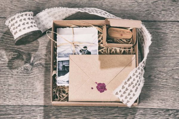 Packaging servizi fotografici 2017